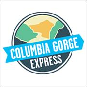 Columbia Gorge Express logo